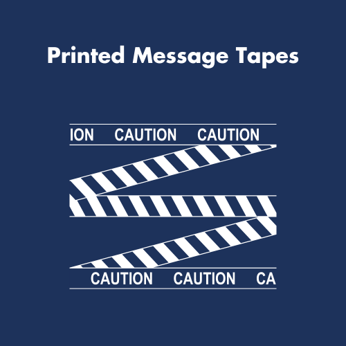 Printed Message Tapes