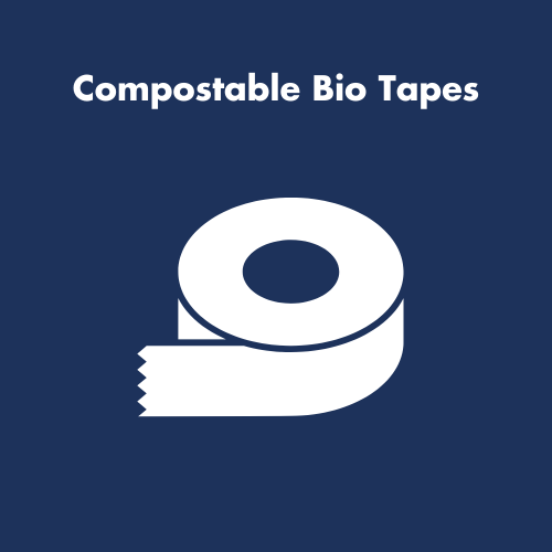 Compostable Bio Tapes