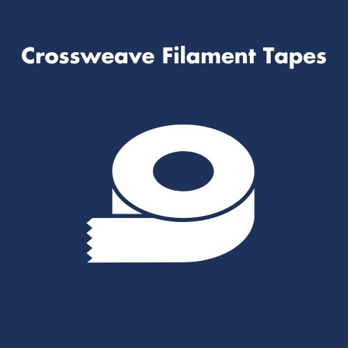 Crossweave Filament Tapes