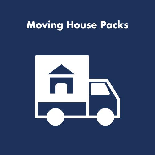 Moving House Packs