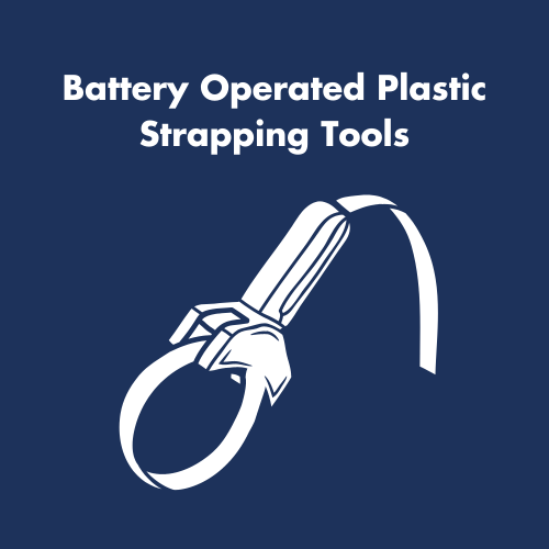 Battery Operated Plastic Strapping Tools